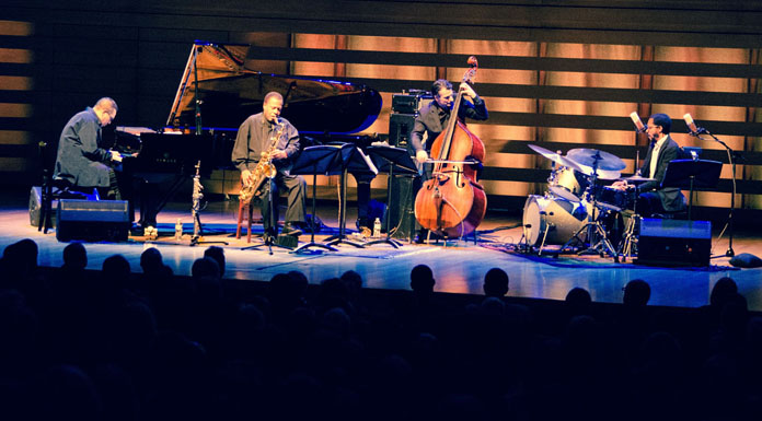 Wayne Shorter Quartet at Koerner Hall - Toronto - April 22 2017