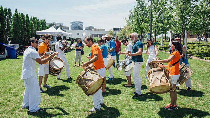 Aga Khan Museum Invites Visitors to Experience World Rhythms