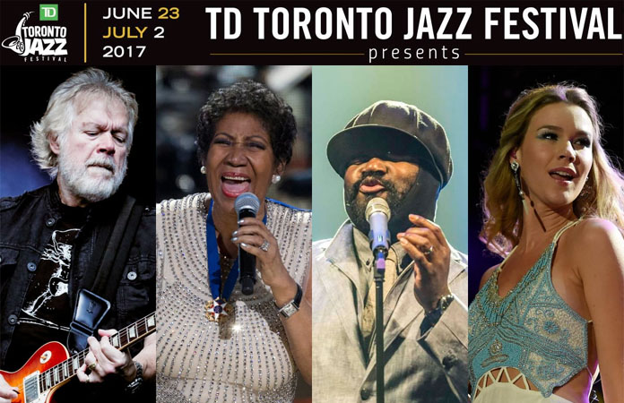 TD Toronto Jazz Festival Presents