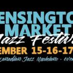 Kensington Market Jazz Festival 2017