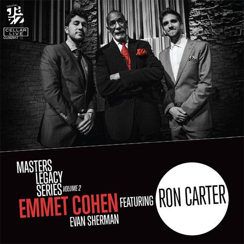 Emmet Cohen feat Ron Carter