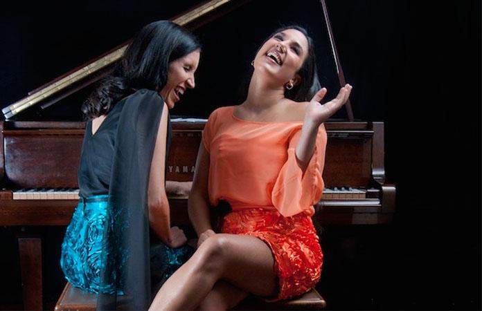 Prisca y Marieva Davila - Lulaworld 2018