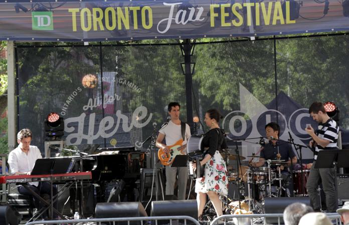 Banda Magda - TD Toronto Jazz Festival 2018