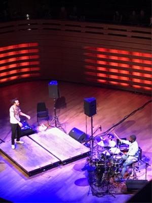 Savion Glover featuring MArcus Gilmore