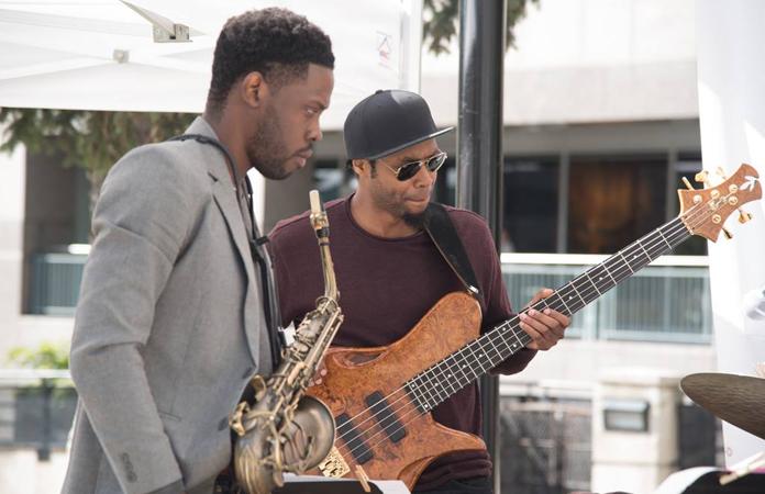TU Jazz Fest 2018: Next-Gen Jazz Musicians Spend Their Inheritance