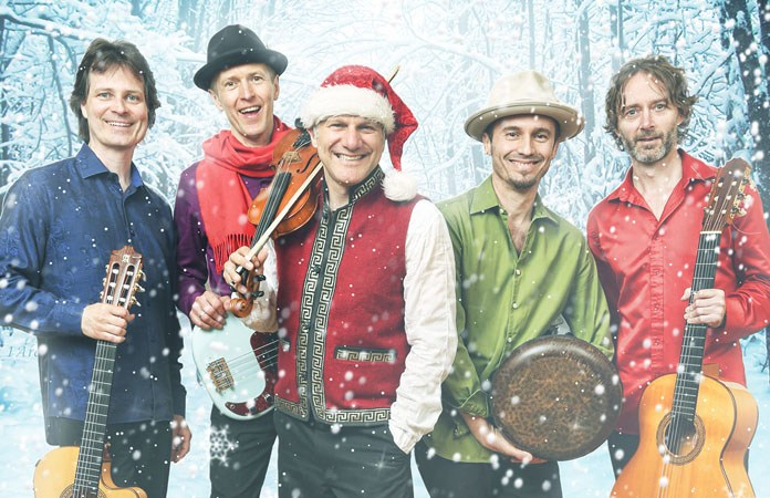 Sultans of String: Christmas Caravan at Flato Markham Theatre