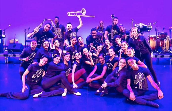 Lizt Alfonso Dance Cuba Canada Tour with Orquesta Failde 1