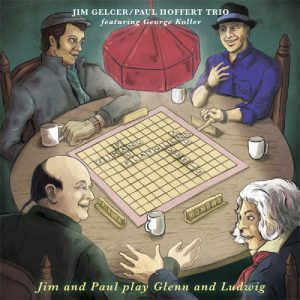Jim Gelcer, Paul Hoffert Trio ft George Koller