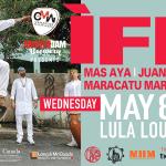 Canadian Music Week presents ÌFÉ at Lula Lounge