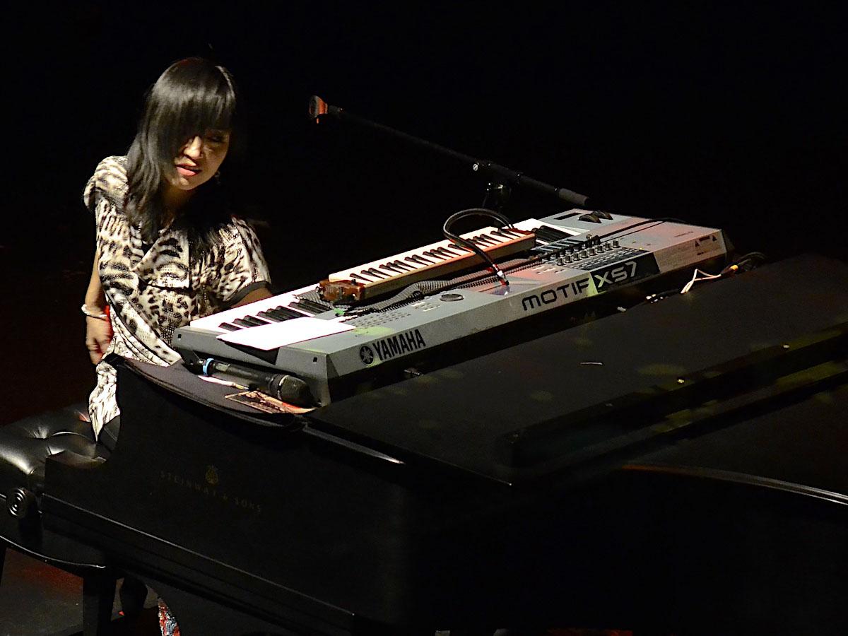 Keiko Matsui at Meridian Arts Centre - Toronto Feb 6 2020