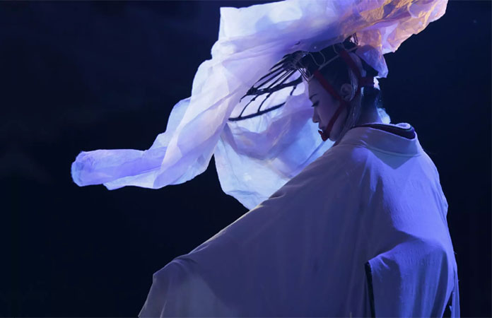 Chieko Kojima and Ten Ten by Nagata Shachu 01