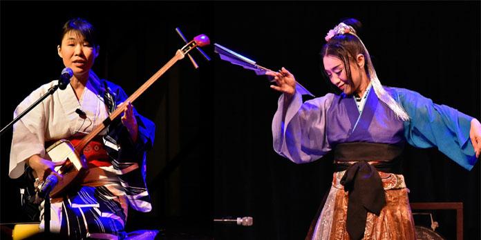 Chieko Kojima and Ten Ten by Nagata Shachu